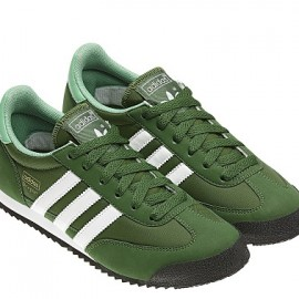 Yeşli Adidas Spor Ayakkabı Modelleri