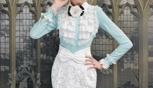 Zarif Kolları Volanlı Bluz Modelleri
