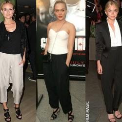 Şalvar Pantolon Modelleri