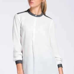 Beyaz Şifon Gömlek Vero Moda Yeni Sezon Modelleri