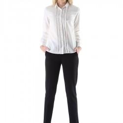 Beyaz Gömlek Yeni Sezon Koton Modelleri
