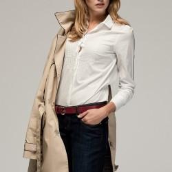 Beyaz Gömlek Yeni Sezon Lacoste Modelleri