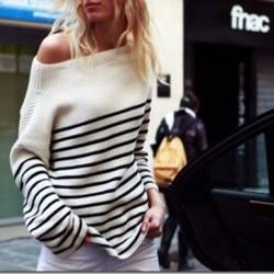 Düşük Omuz 2014 Breton Bluz Modelleri