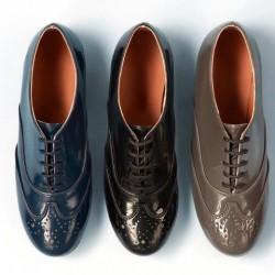 Deri Oxford Ayakkabı Modelleri