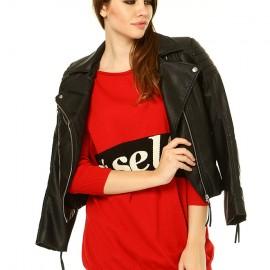 Kırmızı Yeni Sezon Triko Modelleri