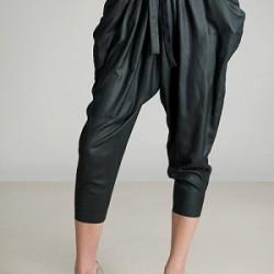 Kısa Şalvar Pantolon Modelleri