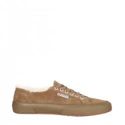Krem Superga Bayan Ayakkabı Modelleri