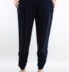 Lacivert Şalvar Pantolon Modelleri