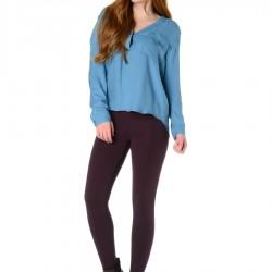 Mavi Bluz Yeni Sezon İpekyol Modelleri