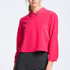 Pembe Bluz Vero Moda Yeni Sezon Modelleri