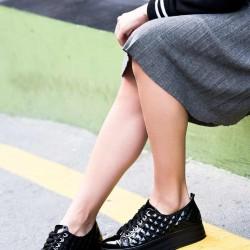 Platform Topuklu Spor Ayakkabı Fox Shoes Ayakkabı Modelleri