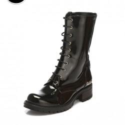 Siyah Deri Pierre Cardin Ayakkabı Modelleri