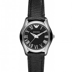 Siyah Emporio Armani Saat Modelleri