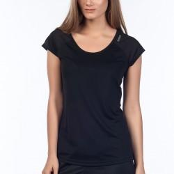 Siyah Tişört Reebok Spor Giyim Modelleri