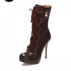 Topuklu Bot Pierre Cardin Ayakkabı Modelleri