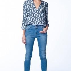 V Yaka Bluz Collezione Yeni Sezon Modelleri