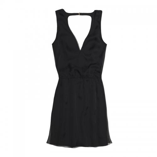 Yeni Siyah Zara Elbise Modelleri