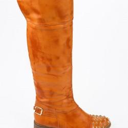 Zımba Detaylı Yeni Çizme Modelleri