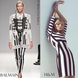 2014 Çizgili Kıyafet Modası Kombinleri 2014 Çizgili Kıyafet Modası