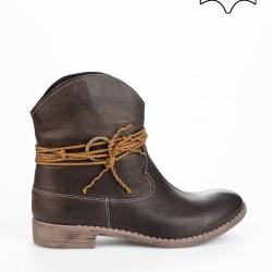 2014 Bambi Deri Ayakkabı Modelleri