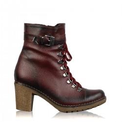 Bordo Coveri & Co Ayakkabı Modelleri
