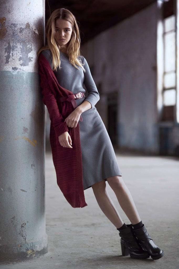 Füme Elbise Dilvin Yeni Sezon Modelleri