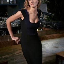 Gösterişli Siyah Elbise Modelleri