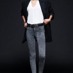 Gri Yeni Sezon Pantolon Modelleri
