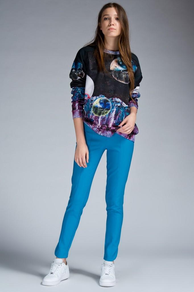 Mavi Bluz Yeni Sezon Twist Modelleri