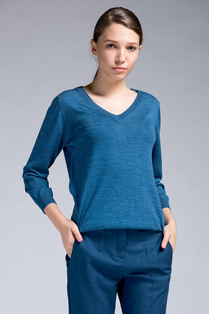 Mavi Kazak 2014 İpekyol Modelleri