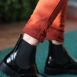 Parlak Siyah Marjin Ayakkabı Modelleri
