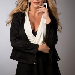 Siyah Ceket Emporium Fashion Week Modelleri