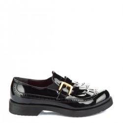Siyah Klasik Hotiç Ayakkabı Modelleri