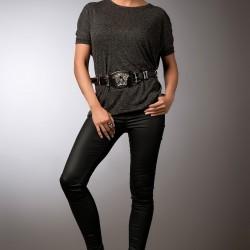 Siyah Pantolon Emporium Fashion Week Modelleri