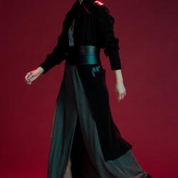 Uzun Elbise Yeni Japon Stili Modeller