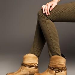 Vizon Bambi Deri Ayakkabı Modelleri