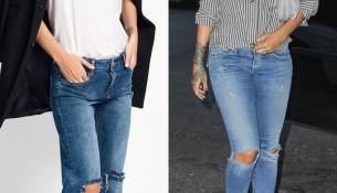 Yırtık Yeni Sezon Pantolon Modelleri