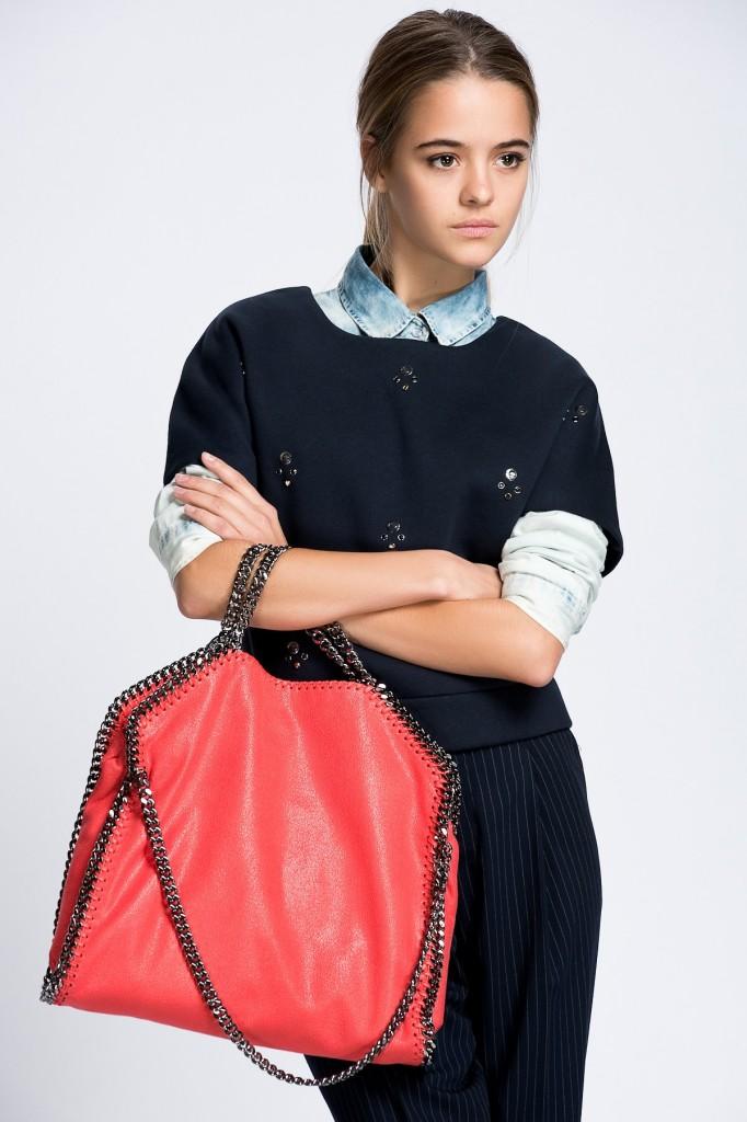Yavru Ağzı Stella McCartney Çanta Modelleri
