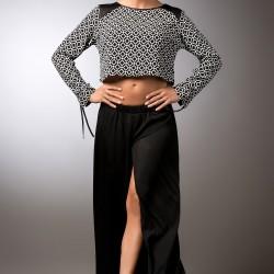 Zarif Bluz Emporium Fashion Week Modelleri