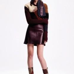 Şık Calvin Klein 2015 Pre-Fall Modelleri