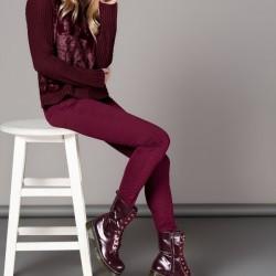 Bordo Bot 2015 Fox Ayakkabı Modelleri