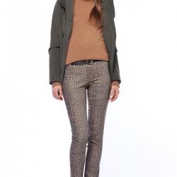 Desenli Pantolon 2015 Yare Kışlık Modeller