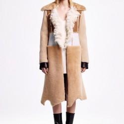 Farklı Kaban Calvin Klein 2015 Pre-Fall Modelleri