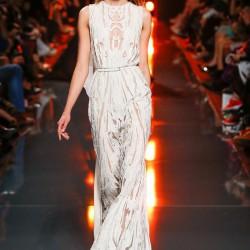Kolsuz Elbise Elie Saab 2015 İlkbahar - Yaz Modelleri