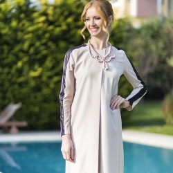 Pudra Tunik Yeni Sezon Tuay Karaca Tunik Modelleri