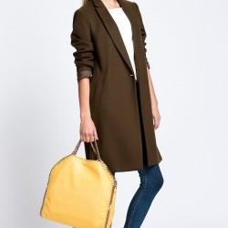 Sarı 2015 Stella McCartney Çanta Modelleri