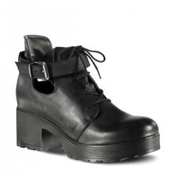 Siyah Bot 2015 Marjin Ayakkabı Modelleri