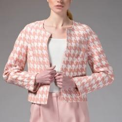 Somon Yün Ceket Yeni Sezon Roman Modelleri