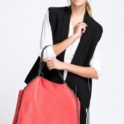 Yavruağzı 2015 Stella McCartney Çanta Modelleri