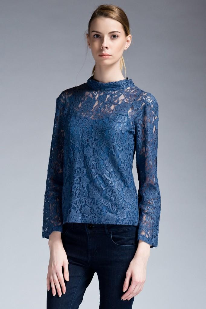 Dantelli Bluz 2015 İpekyol Modelleri
